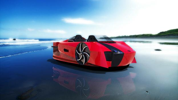 Hovercraft Supercar 2